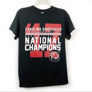 Gildan | South Carolina Basketball Champions Tee